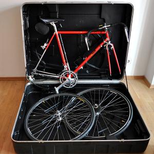B&W Radkoffer Touring Case